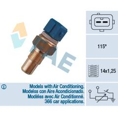 Αισθητήρας θερμοκρασίας ψυκτικού υγρού - 34110