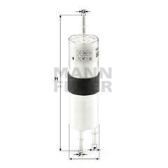 Φίλτρο καυσίμου - WK 515