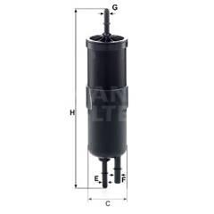 Φίλτρο καυσίμου - WK 6030