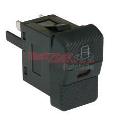 FEBI 17874 Interruptor Calefacción Parabrisas Trasero,